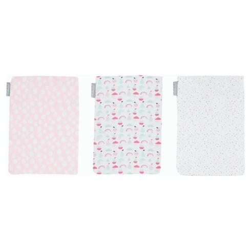 Hydrofilic washing mitts 3 pcs.   Art. 3050 Fr. 7.90