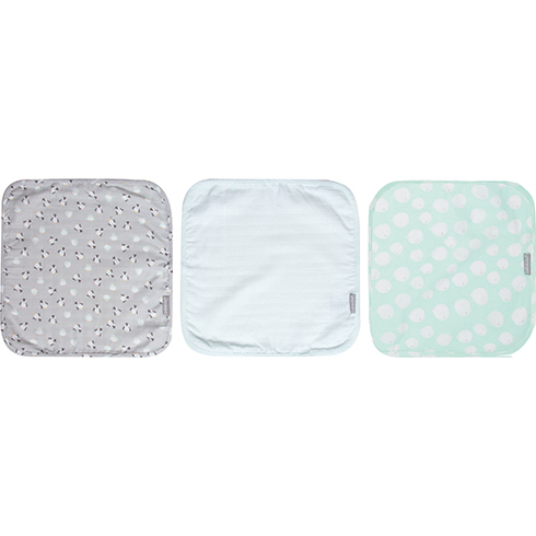 Hydrofilic towel 3 pcs.  Art. 3053 Fr. 10.90