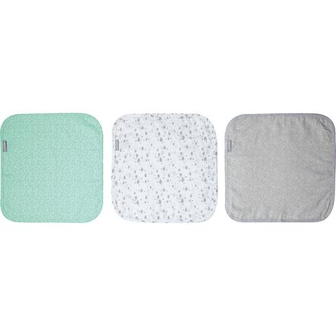 Hydrofilic towel 3 pcs.  Art. 3053 Fr. 10.90