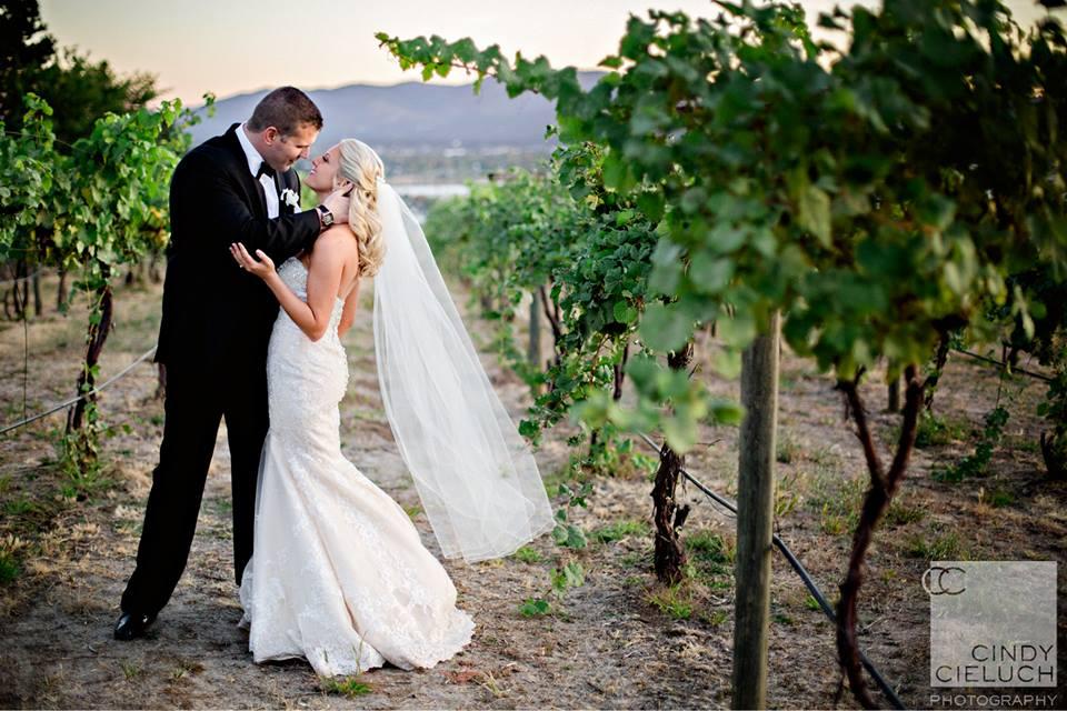 Love in the Vineyard, ©  Cindy Cielich