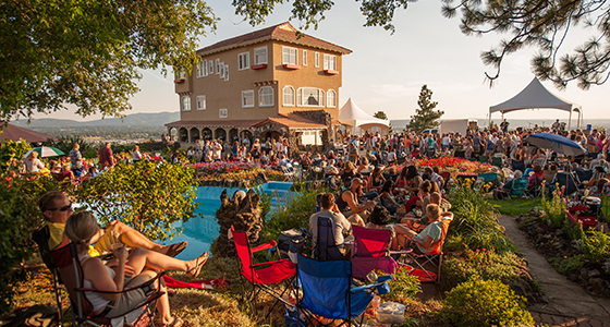 Click for the Summer Concert schedule   — every Thursday ($6) and Sunday ($12) thru Sept 30