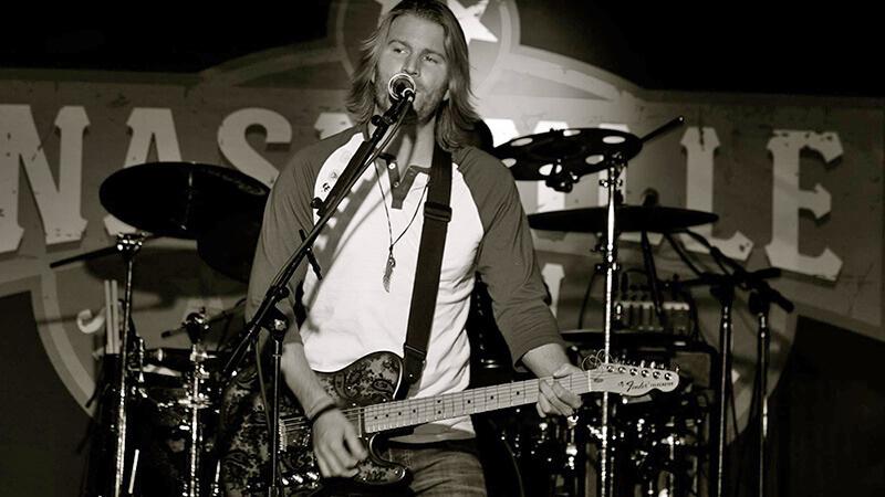 Aug 4: The Luke Jaxon Band