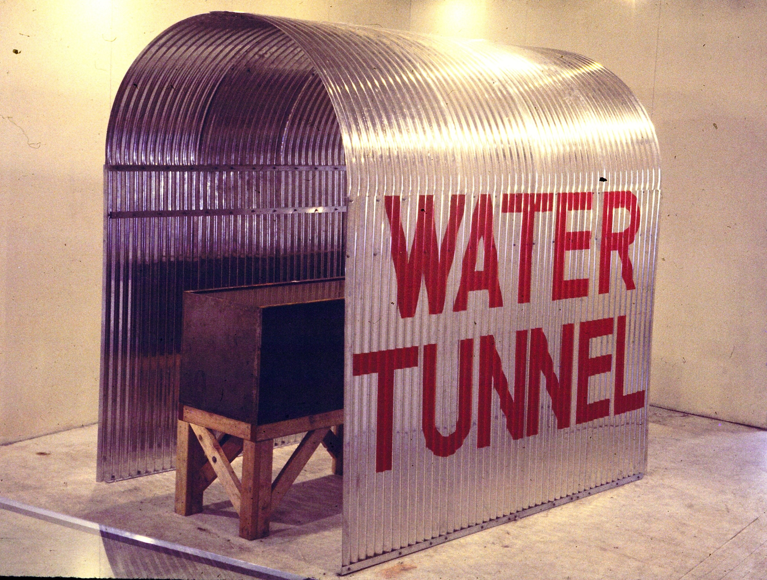 """Water Tunnel"" - 1977."