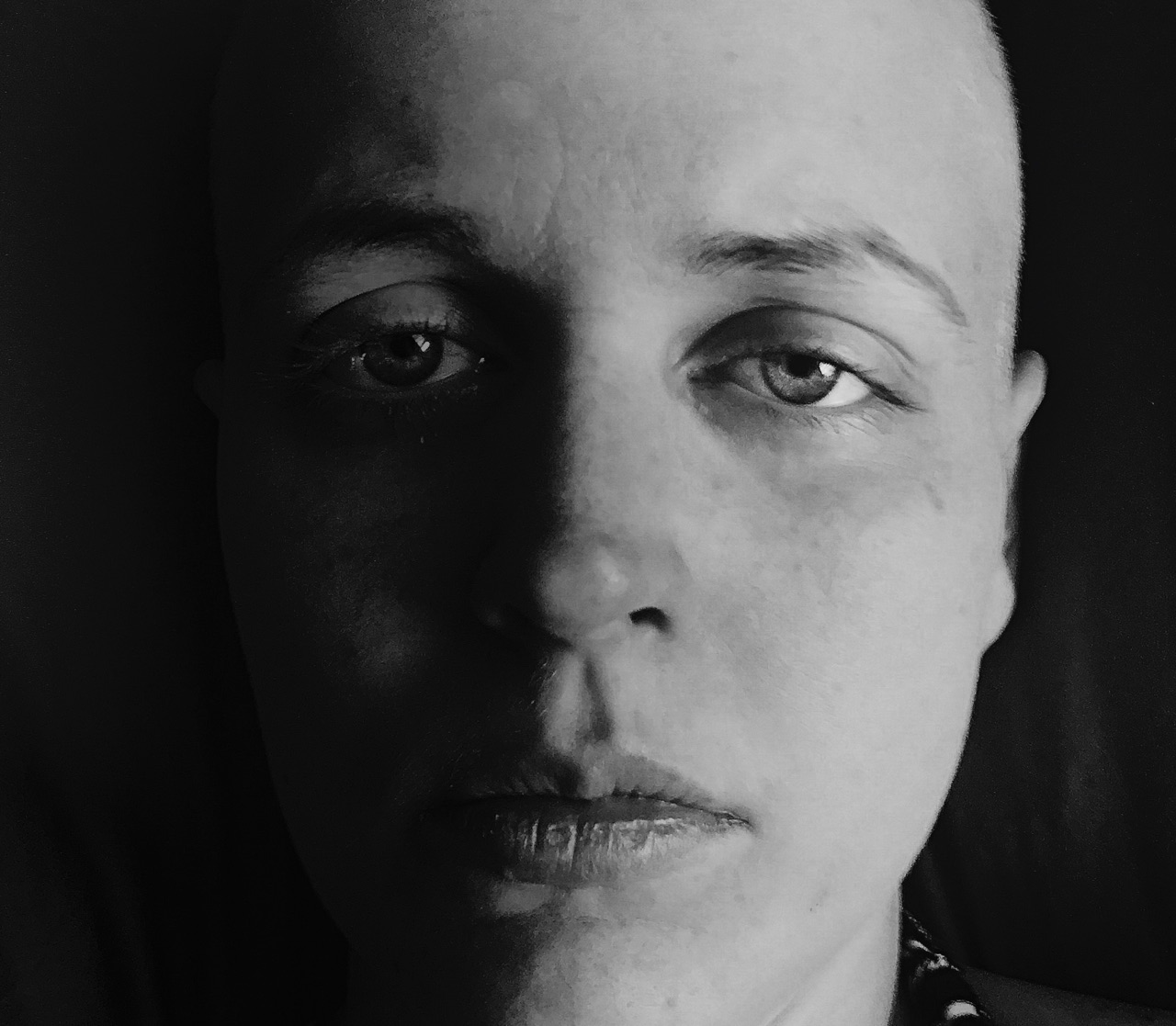 The effects of the chemo had taken their toll and her face had changed due to the drug combination she was being given. One thing I knew was that Faye was stronger than she thought and kept wading through the pain, however hard it had become.