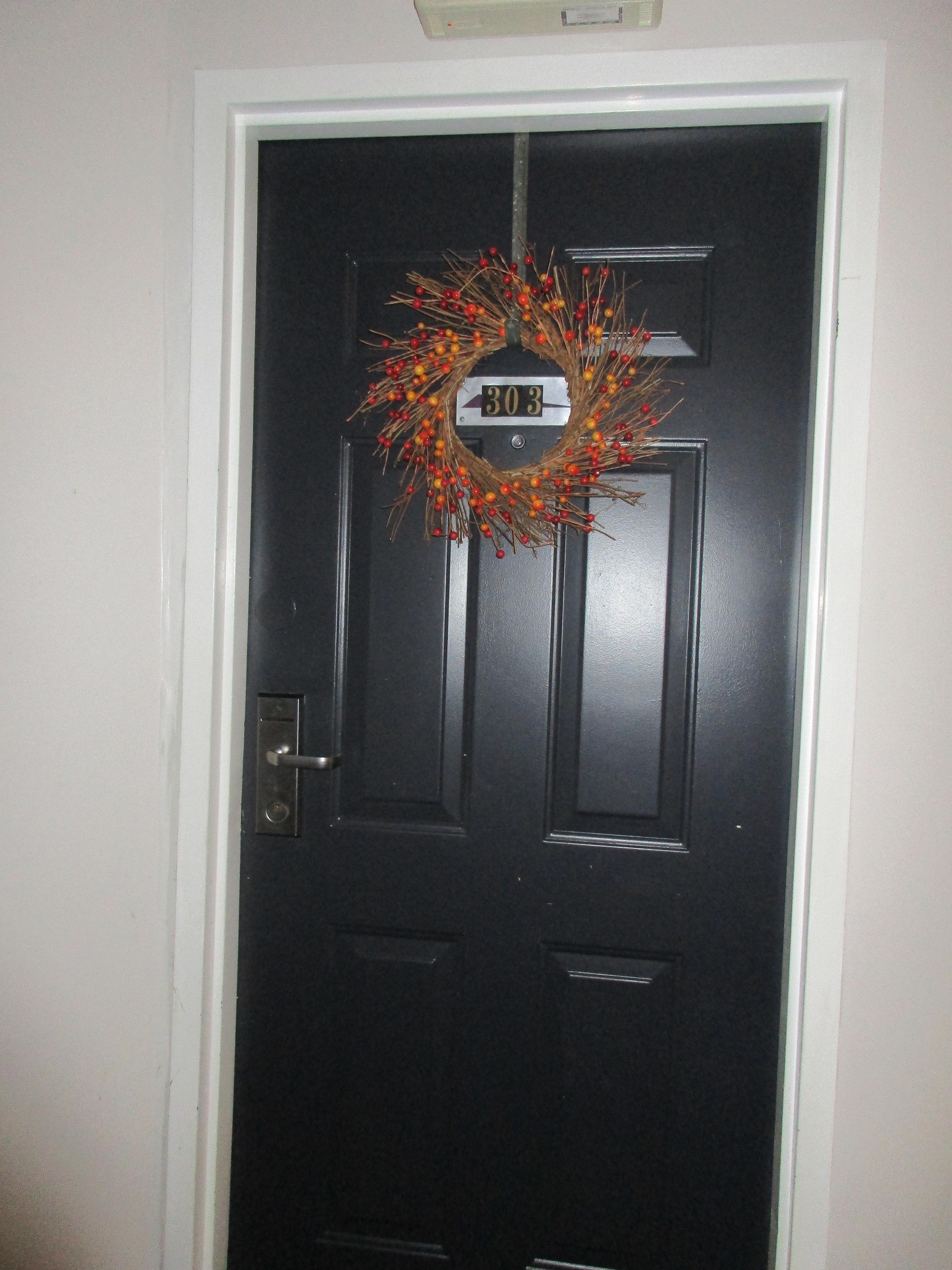 F: Seasonal Wreath