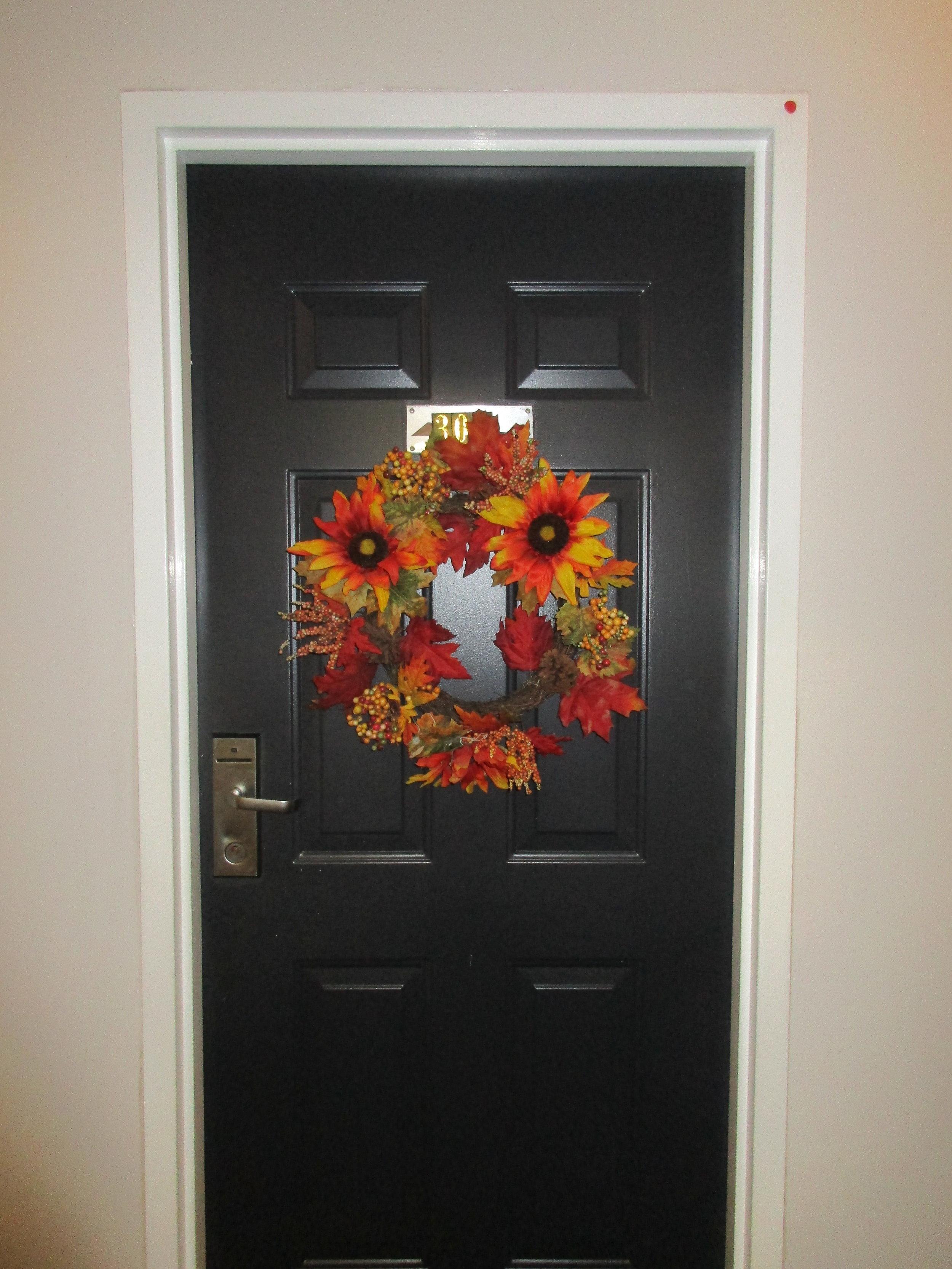 G: Seasonal Wreath