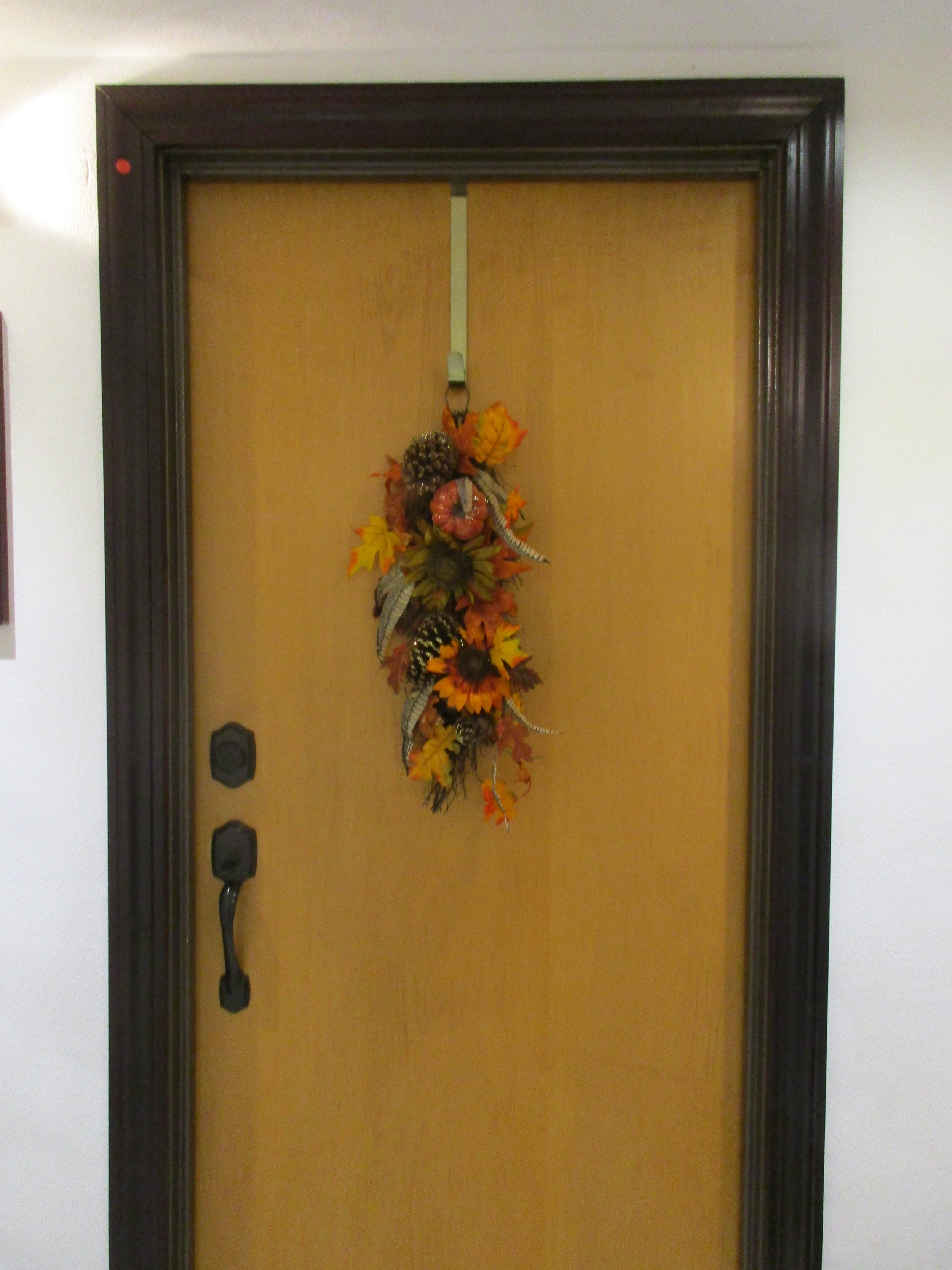 A: Seasonal Wreath