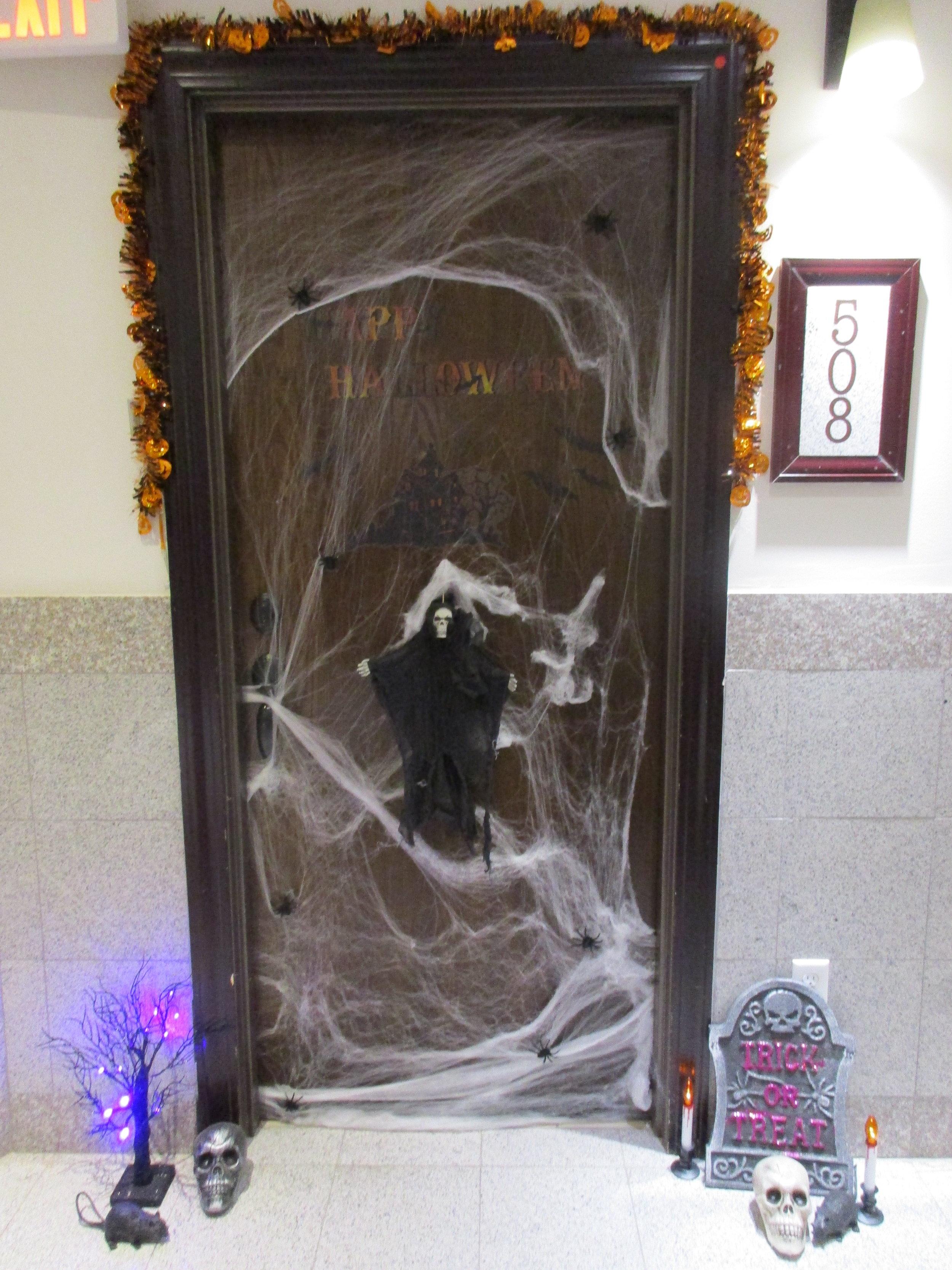 B: Happy Halloween Graveyard