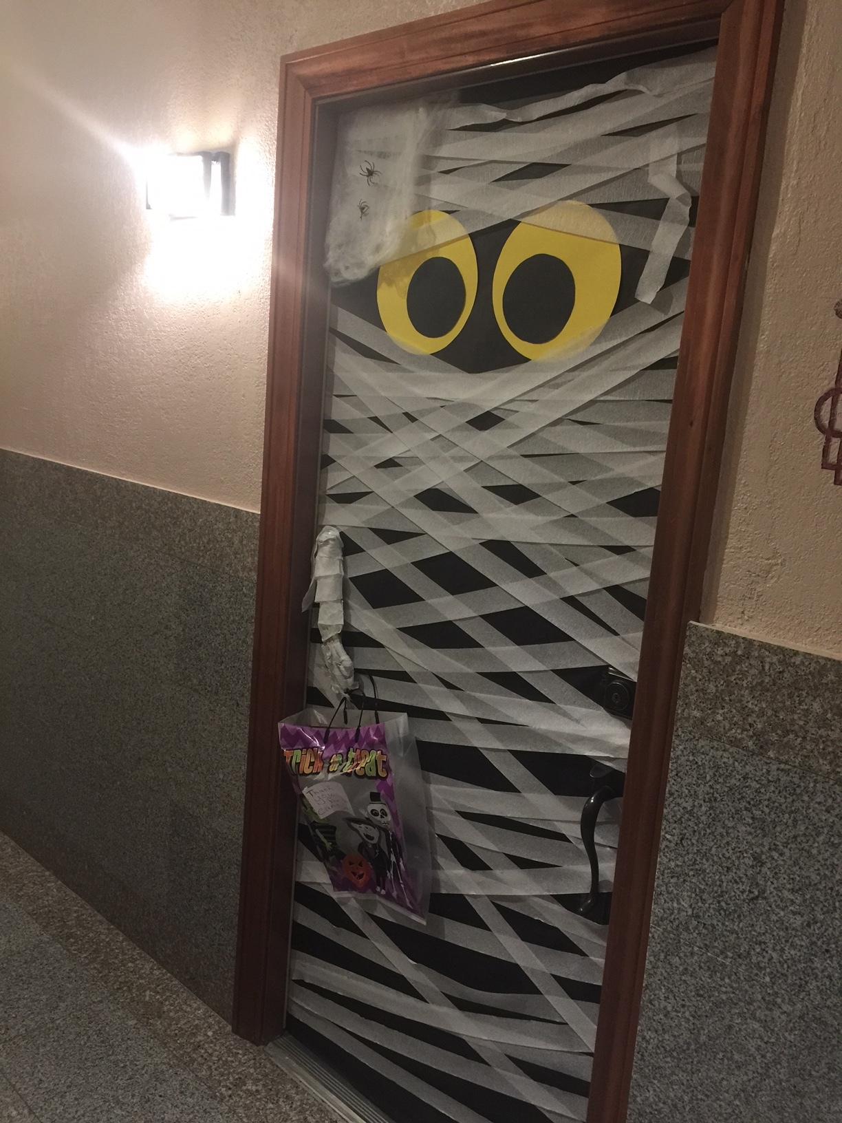 C: Mummy Door