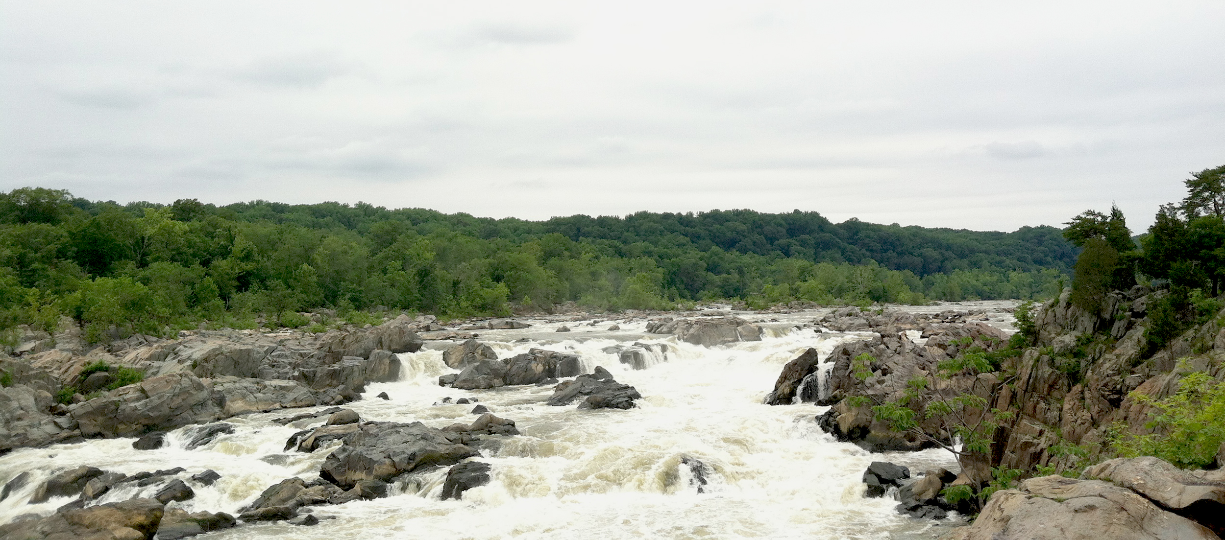 Rapids of Great Falls, MD