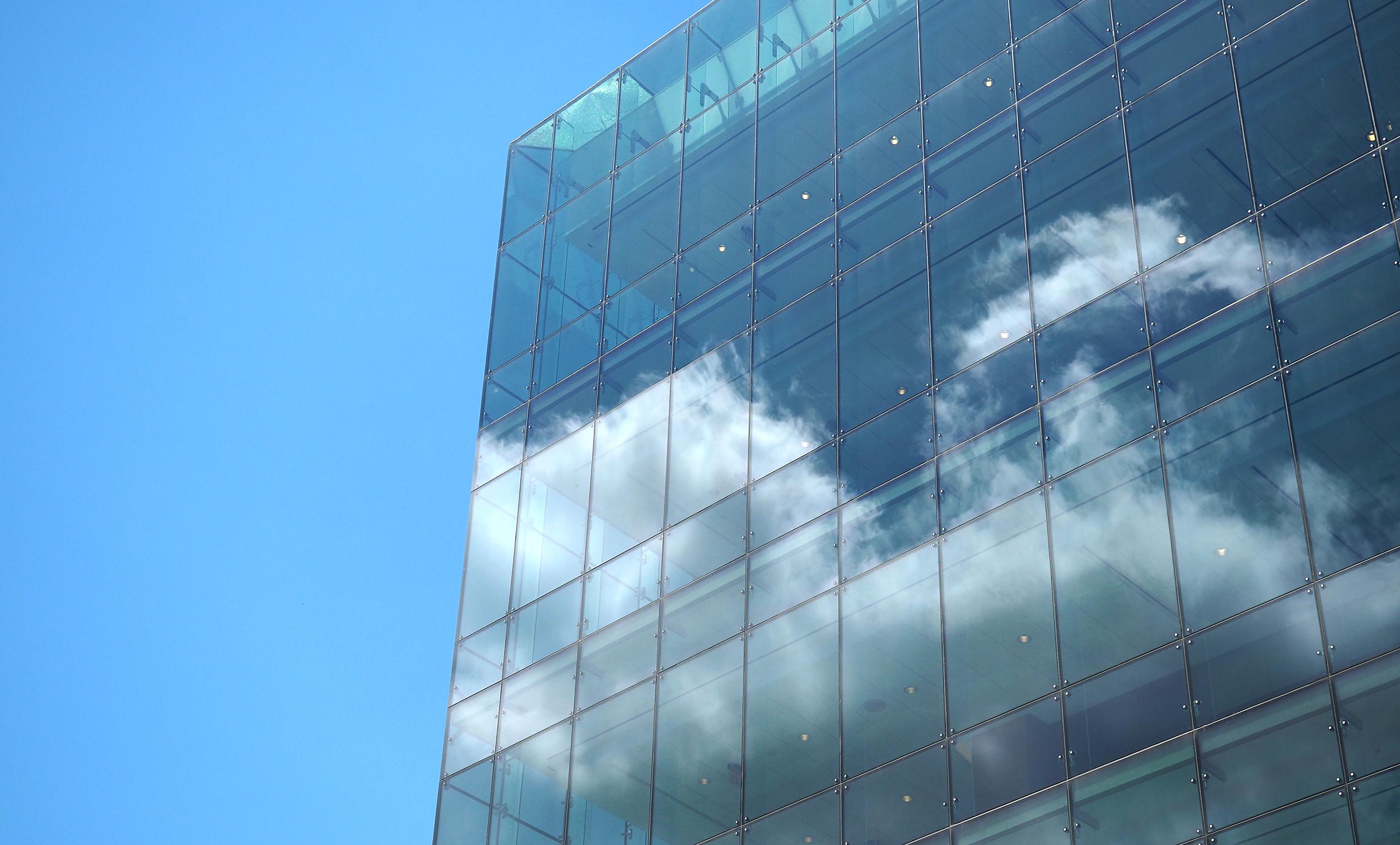Glass Building, Rockville, MD