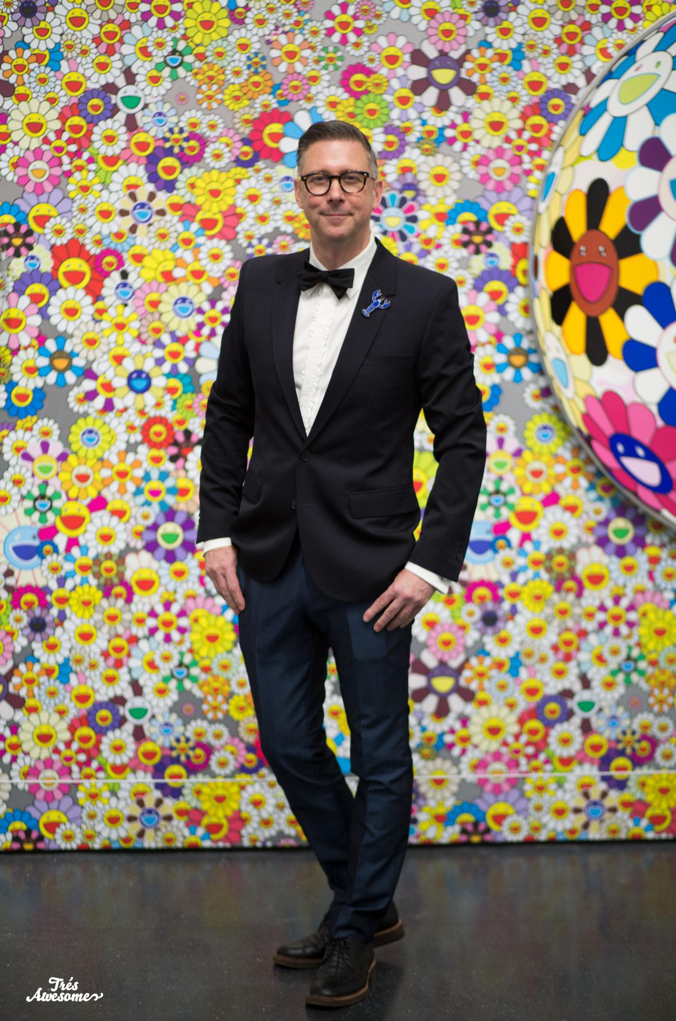 David Syrek, Fashion Director of the Chicago Tribune