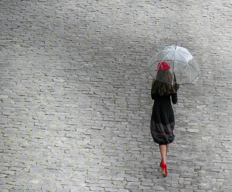 Strolling in Paris