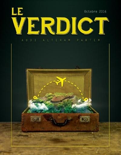 Le Verdict - Octobre 2016
