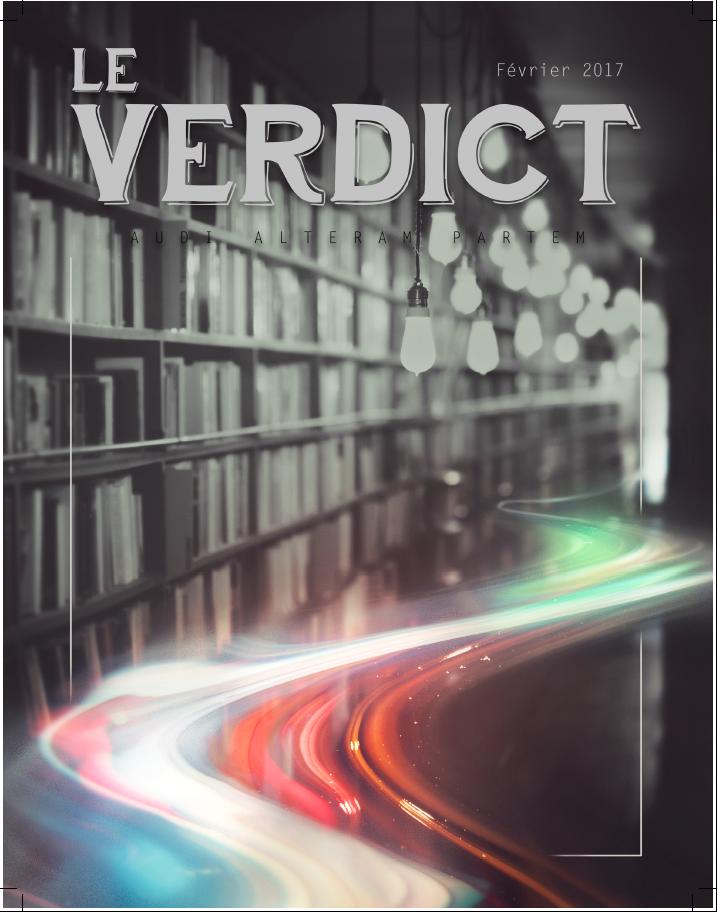 Le Verdict - Février 2017