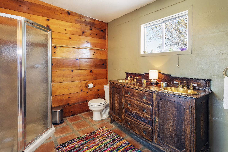 photo from Cactus Moon Retreat Pool House Bathroom