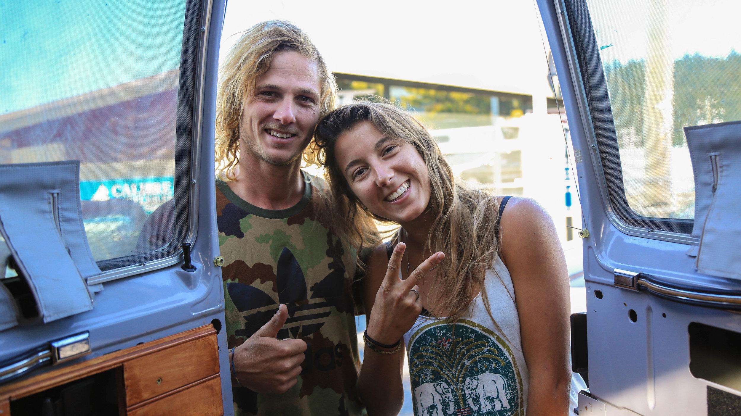 Trent & Camille