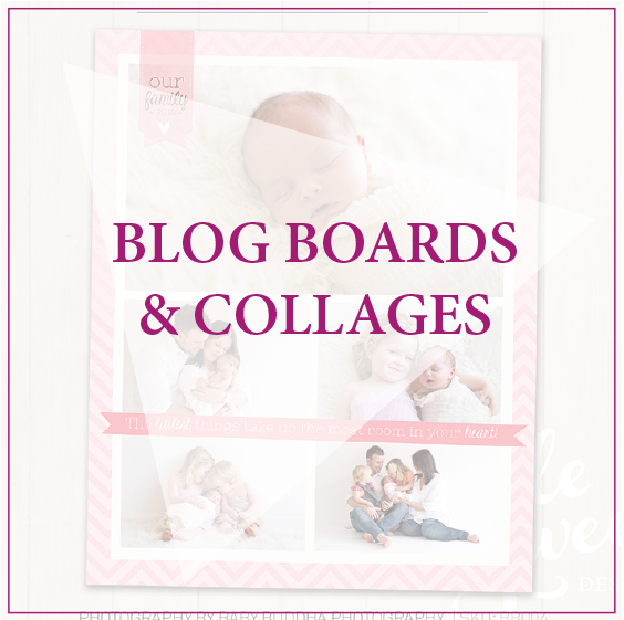 View All  Blog Boards & Collages  Photoshop Designs