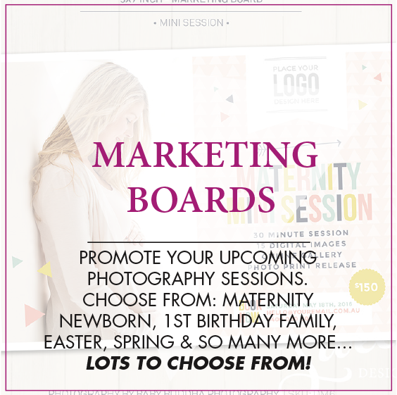 View All  Marketing Boards  Photoshop Designs