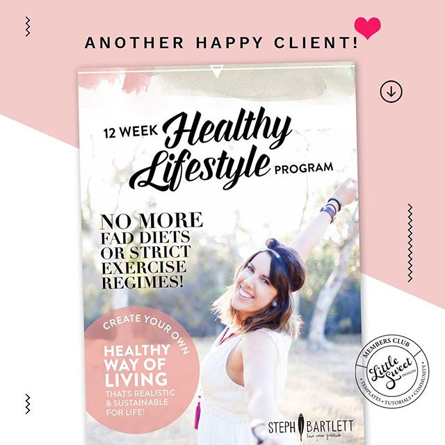 👆🏻 This magazine style eBook, along with a set of 14 in-depth workbooks and fact sheets have been delivered to the amazing @steph_bartlett_ for her '12 Week Healthy Lifestyle Program'. She'll be able to kick off the New Year with these transformational workbooks, servicing the ladies in her program with a new found confidence! 💫 ⠀⠀⠀⠀⠀⠀⠀⠀⠀ If you want to feel confident and proud about your program, AND give your students the very best of you in every-way, reach out to us today and let us help you with your digital resources.    hello@littlesweetdesigns.com.au ✨ ⠀⠀⠀⠀⠀⠀⠀⠀⠀ We'll deliver to you your very own branded set of workbooks, eBooks, fact sheets and checklists to set your program apart from all the rest to give your students the transformation they need! 💥 ⠀⠀⠀⠀⠀⠀⠀⠀⠀ I'll be sharing more of Stephs designs over this coming week! 💖 . . . . . . . . . . #ebookcoverdesign #ebookdesign #ebookcoverart #graphicdesign #ebook #sallyannralph #littlesweetdesigns #design #coverdesign #creativechics #findyourflock #mycreativebiz #girlbossesau #communityovercompetition #persuepretty #iamcreative #Design #Designer #GraphicDesigner #Adobe #InDesign #Magazine #eBook #Print #Printed #Photoshop #Portfolio #adobeindesign #TheBrandBar #personaldesignerservice