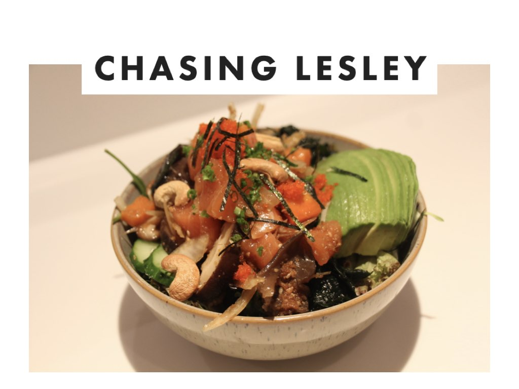 Chasing Lesley
