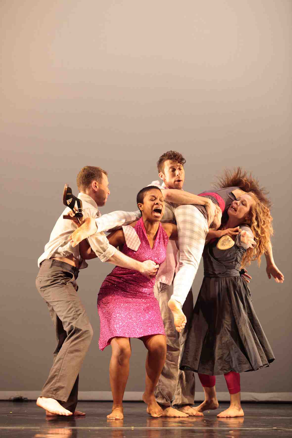 """""""what comes after happy"""", choreographed by Alexandra Beller, photo by Steven Schreiber"""