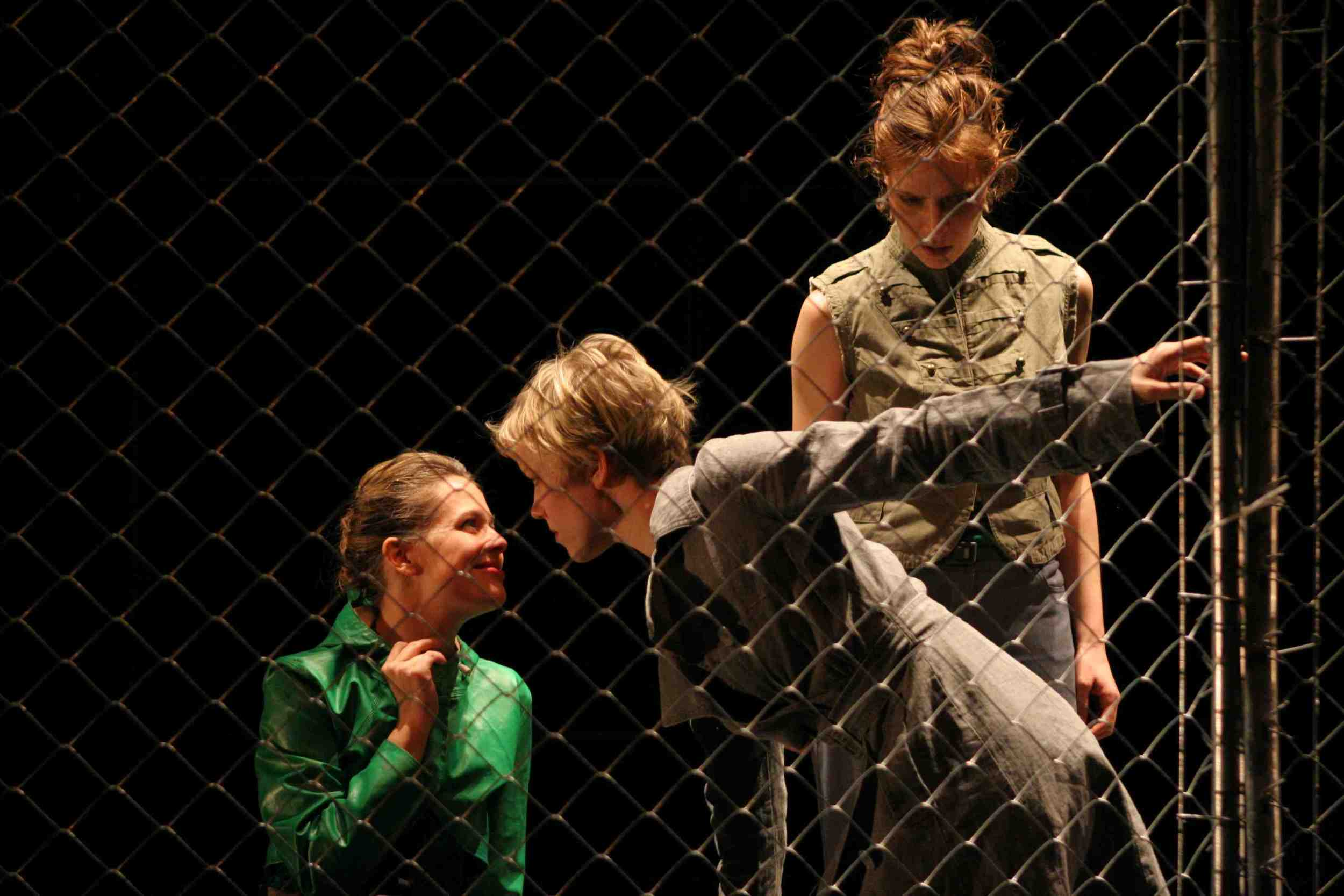 """""""you are here"""", choreographed and created by Alexandra Beller"""