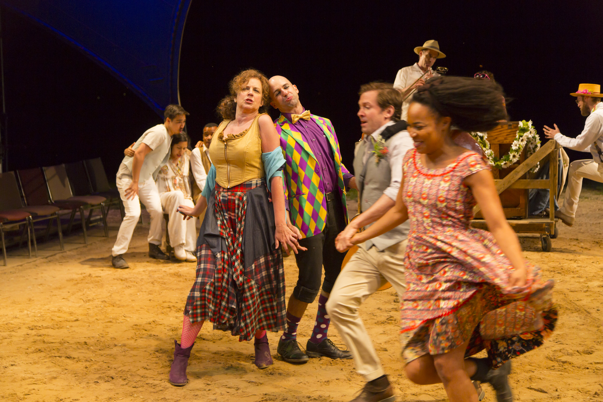As You Like It, Folger Shakespeare, photo by T Wood
