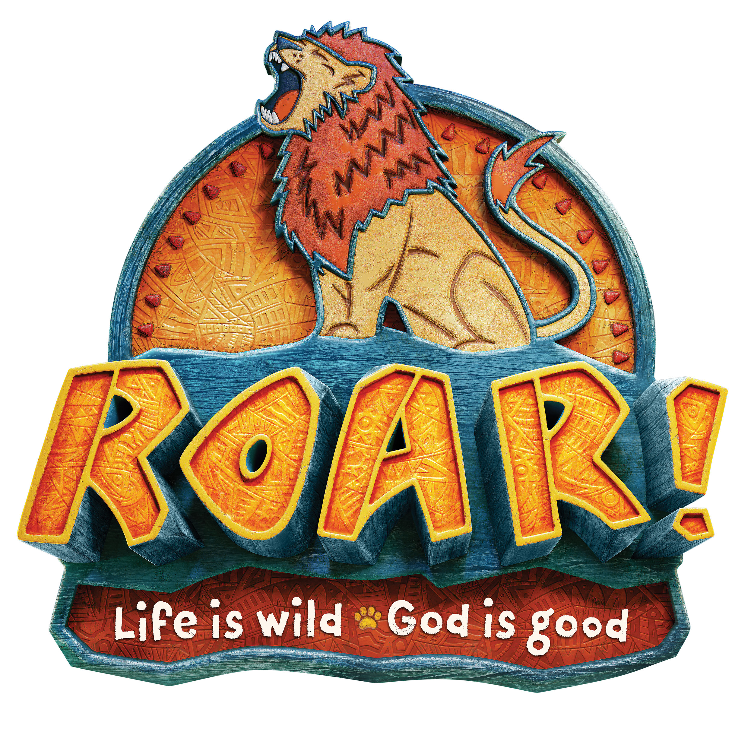 June 17-21 - We're roaring with excitement for our annual summer JBC Kids Camp!