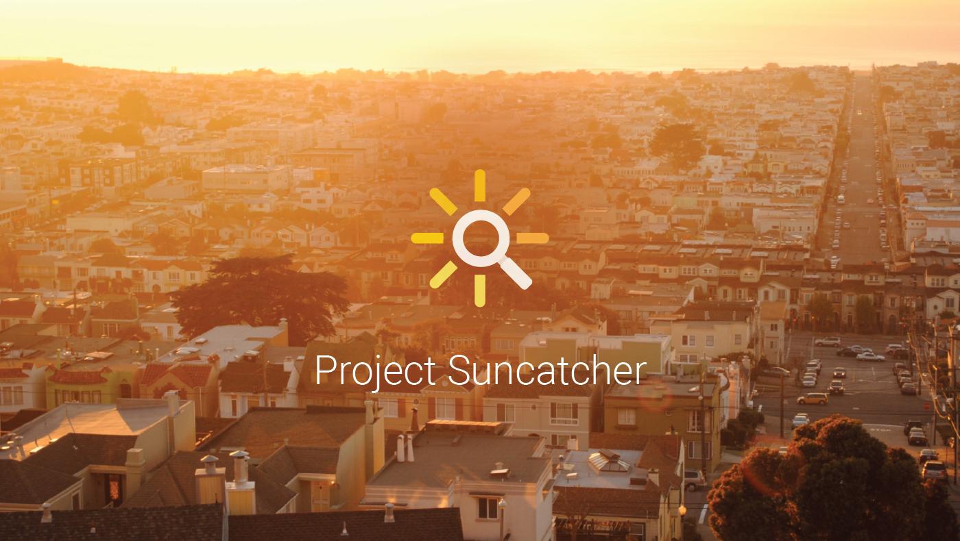 Google Project Sunrood
