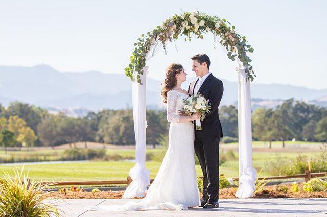 Happy couple! ❤️ Melissa & Jonathan