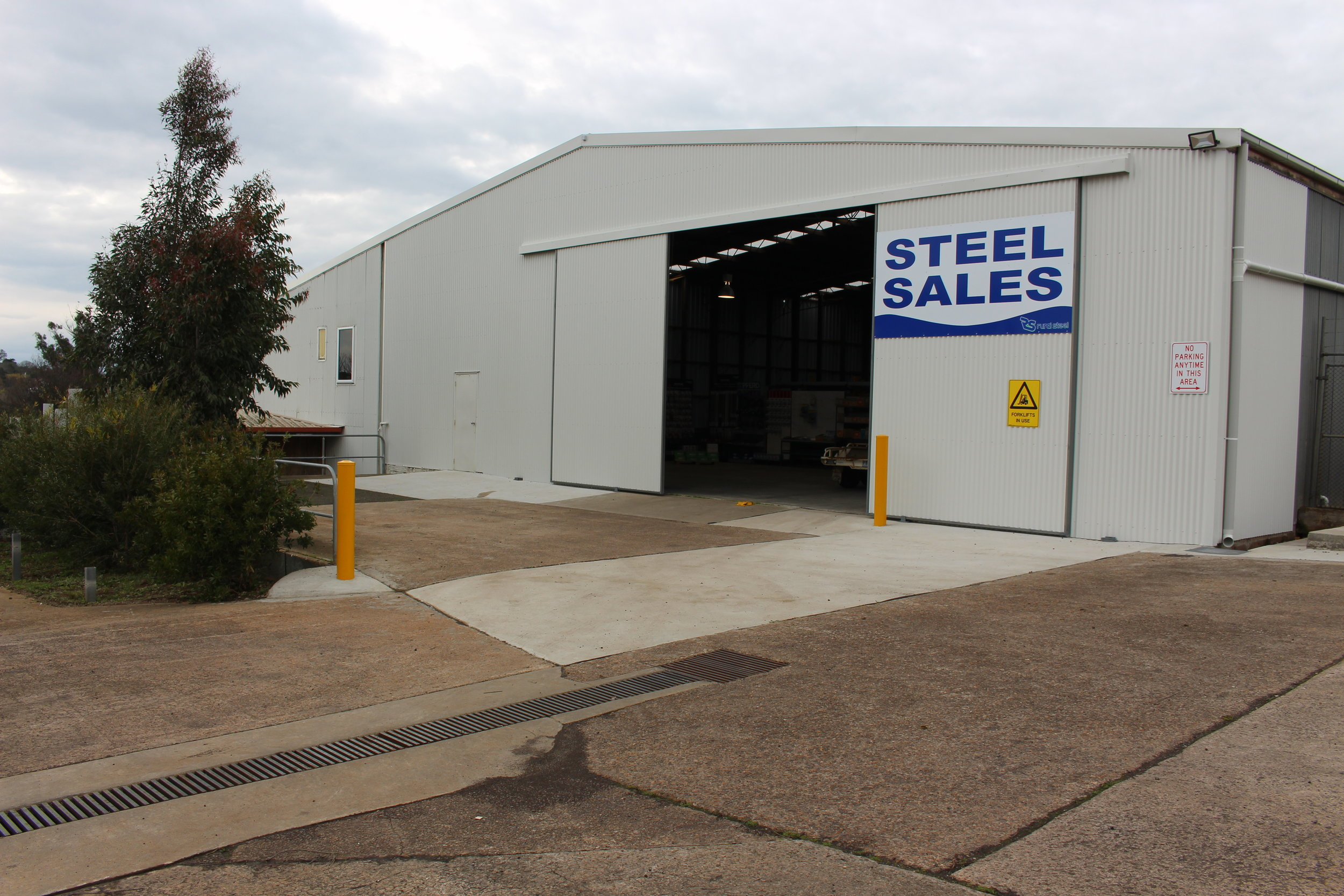 Rural Steel - Hamilton