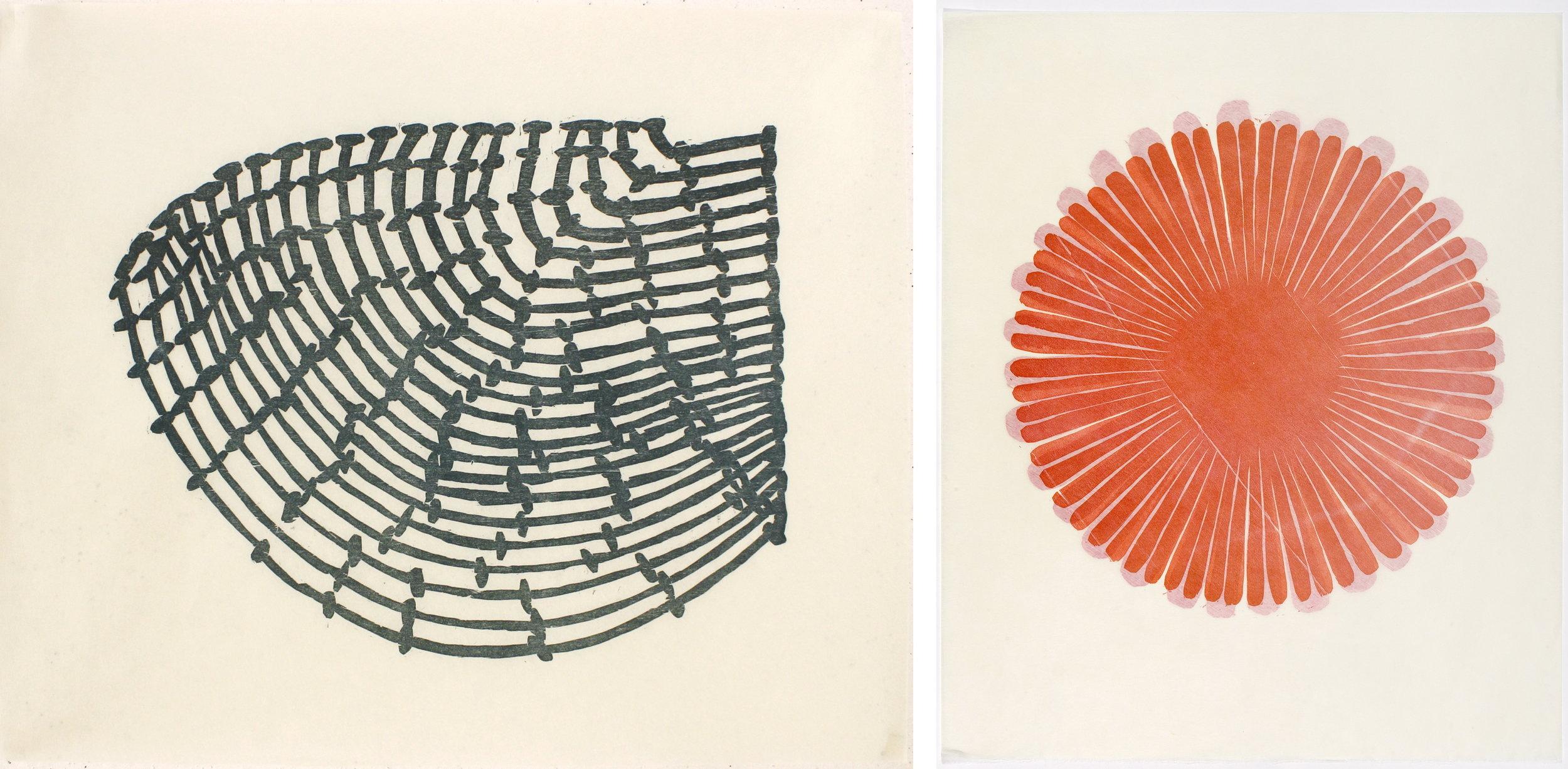 Anna Hepler Woodcut Prints
