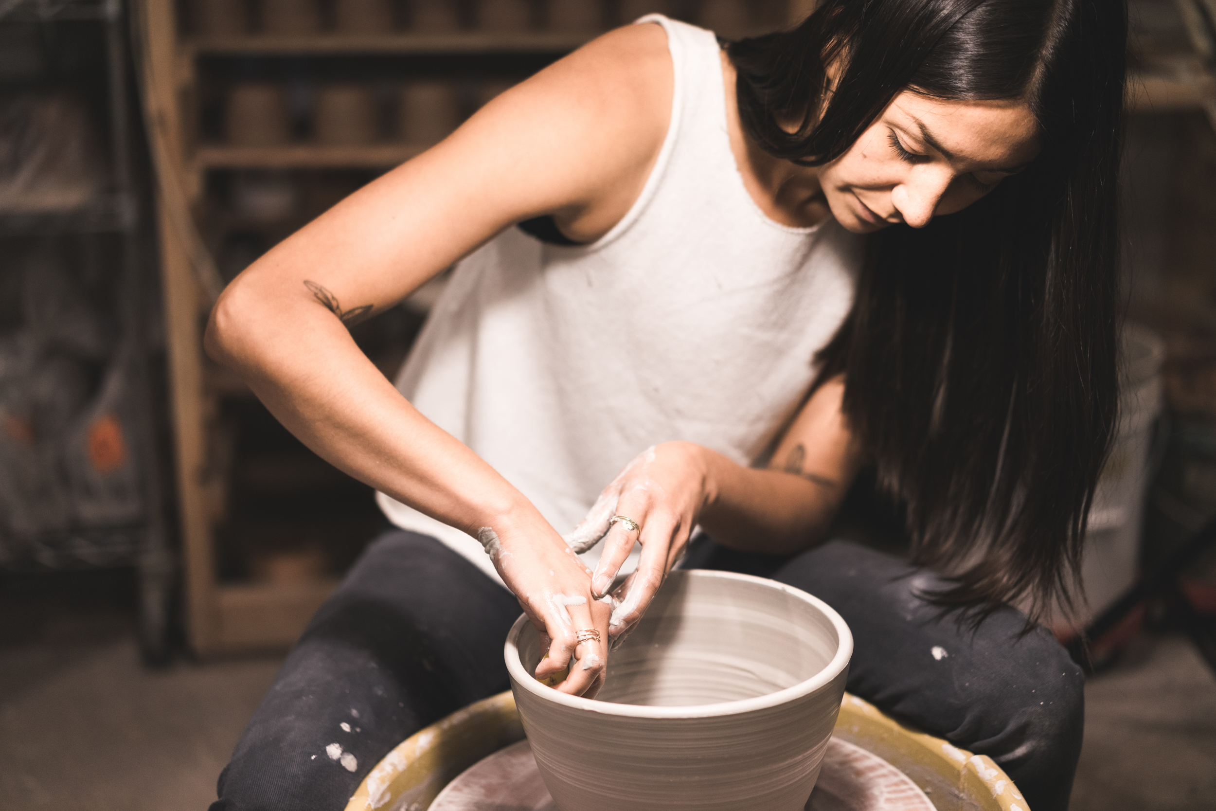 GLDN Artist Feature Natasha Alphonse Ceramics Independent Maker
