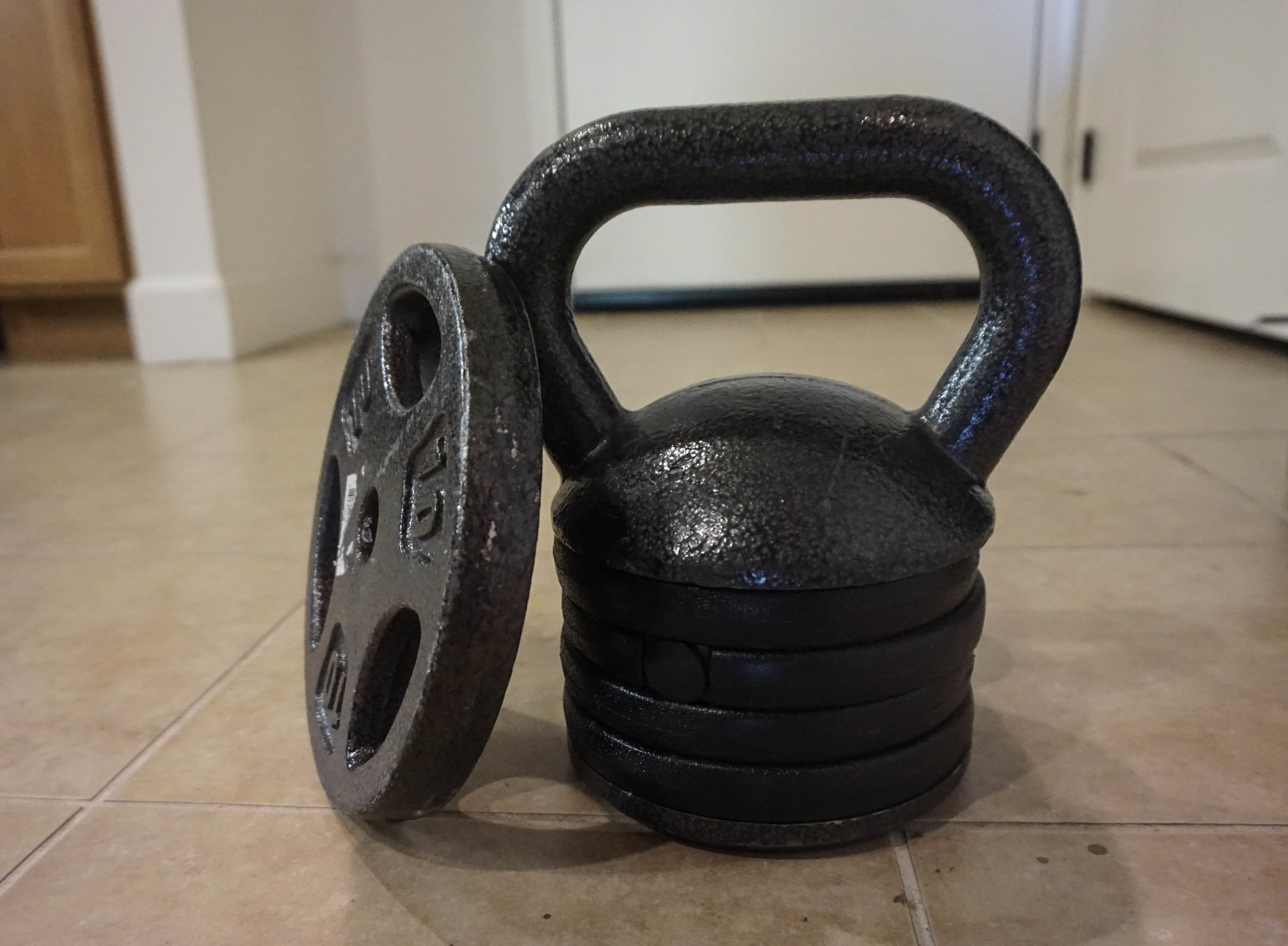 Kettlbell for in home workout