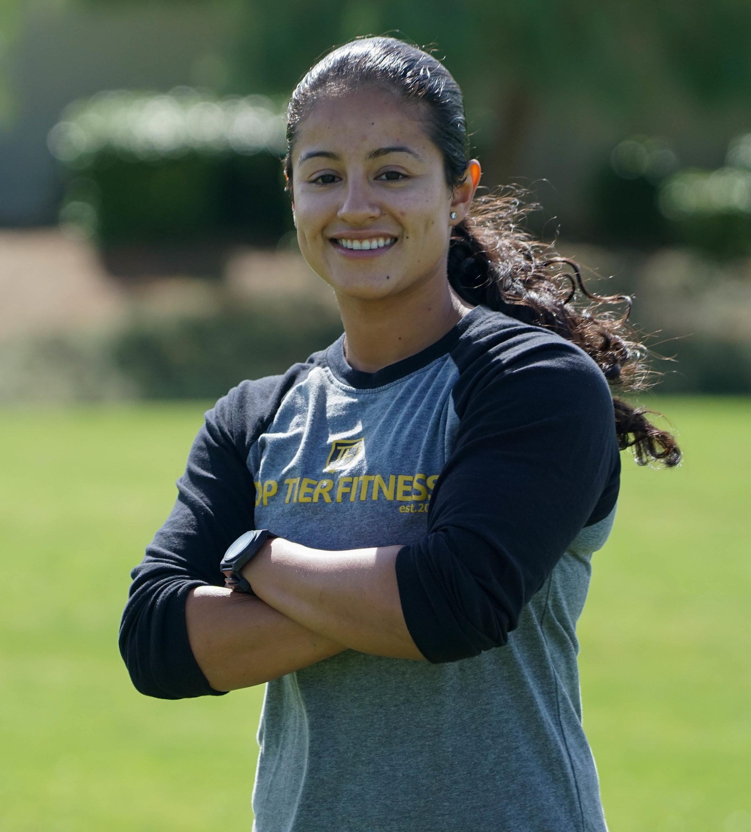 Jessica Garcia Personal Trainer Walnut Creek