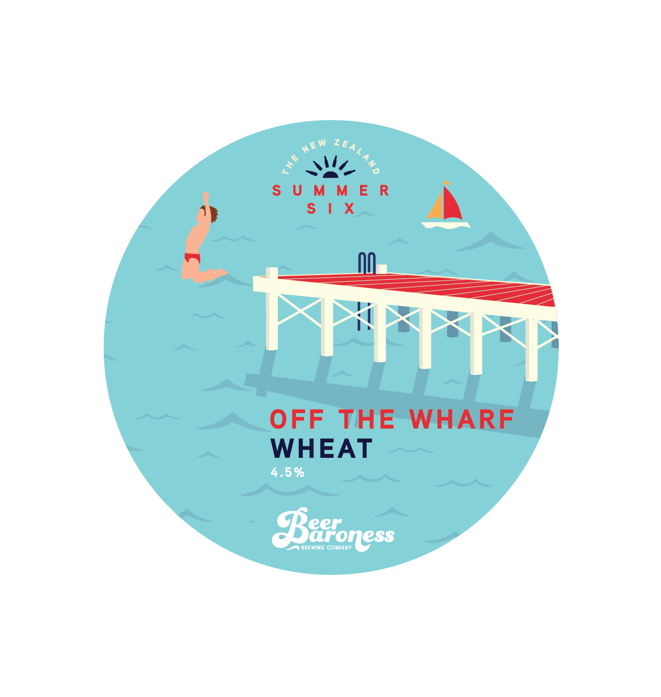 Beer Baroness Summer Six - Off the Wharf Wheat - Tap Badge Cropped.png