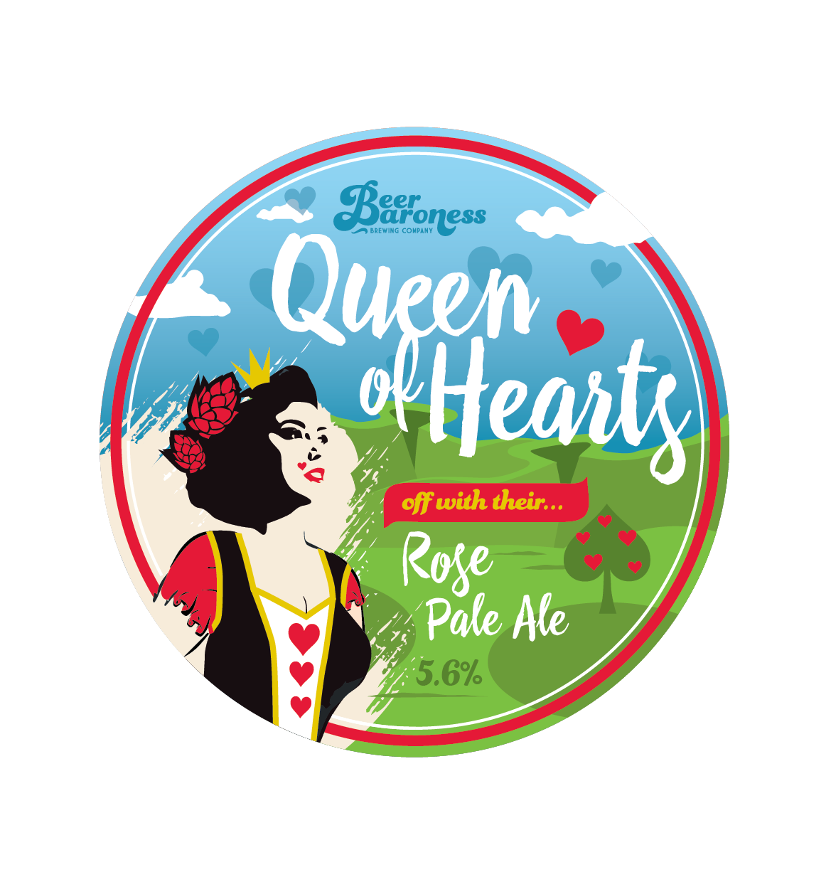 DD003726 Beer Baroness Queen of Hearts Tap Badge Supply - CROPPED.png