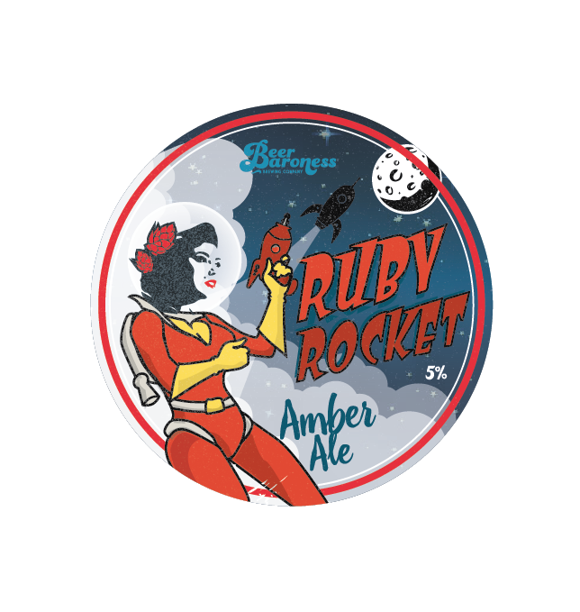DD003366 - BeerBaroness Ruby Rocket Tap Badge Supply - Cropped.png