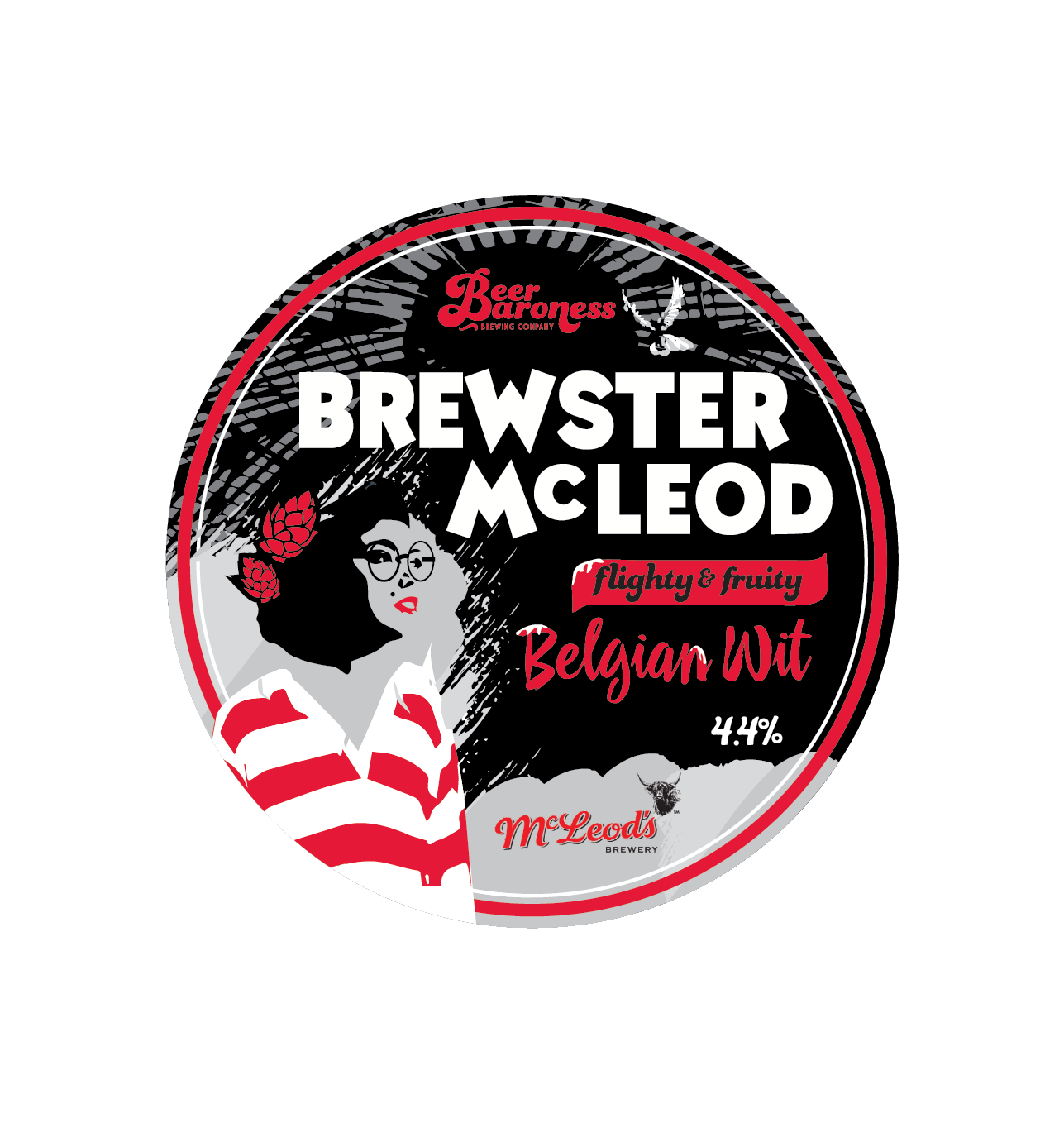 DD003117 Beer Baroness Brewster McLeod Tap Badge Supply.png