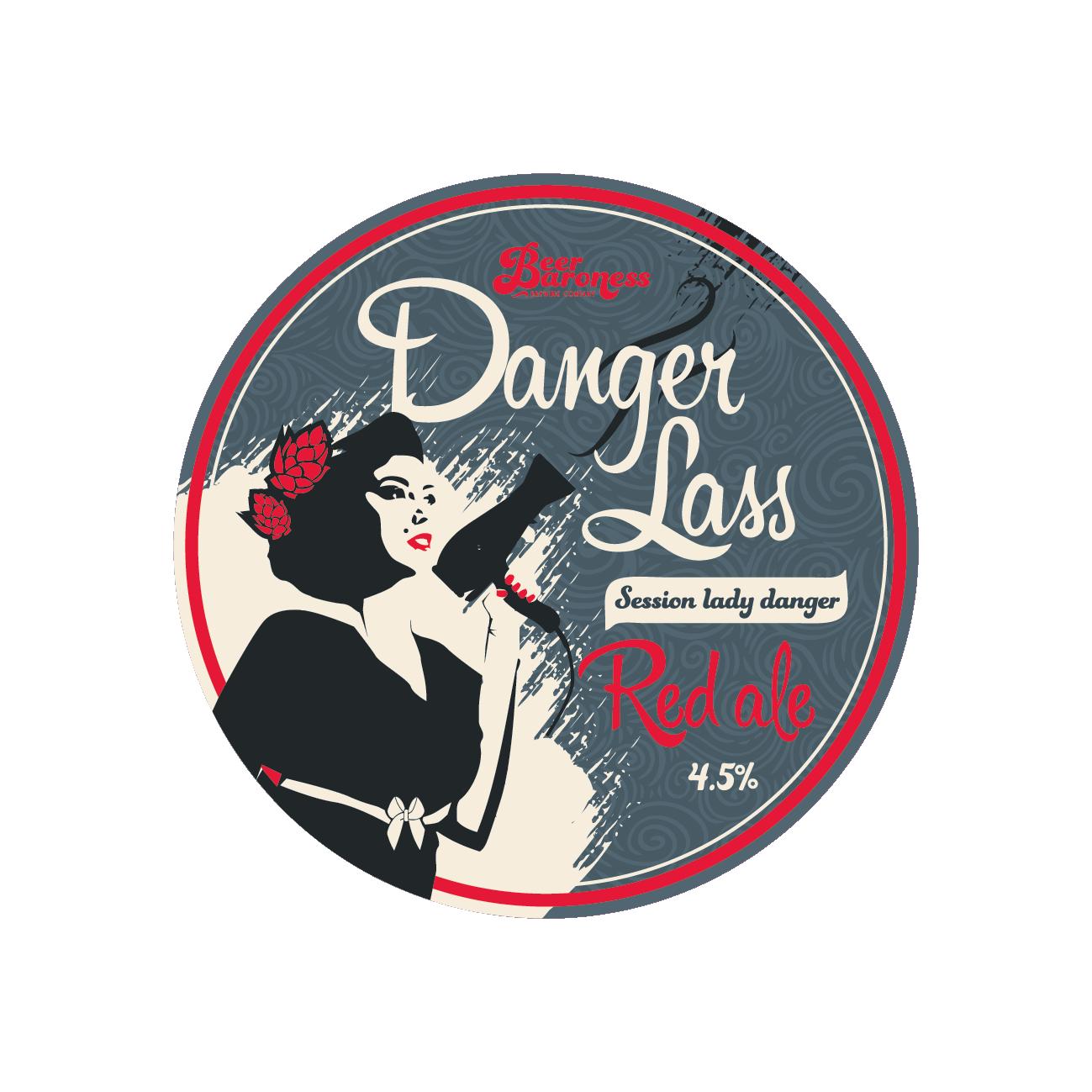DD003066 Beer Baroness Danger Lass Tap Badge Supply.png