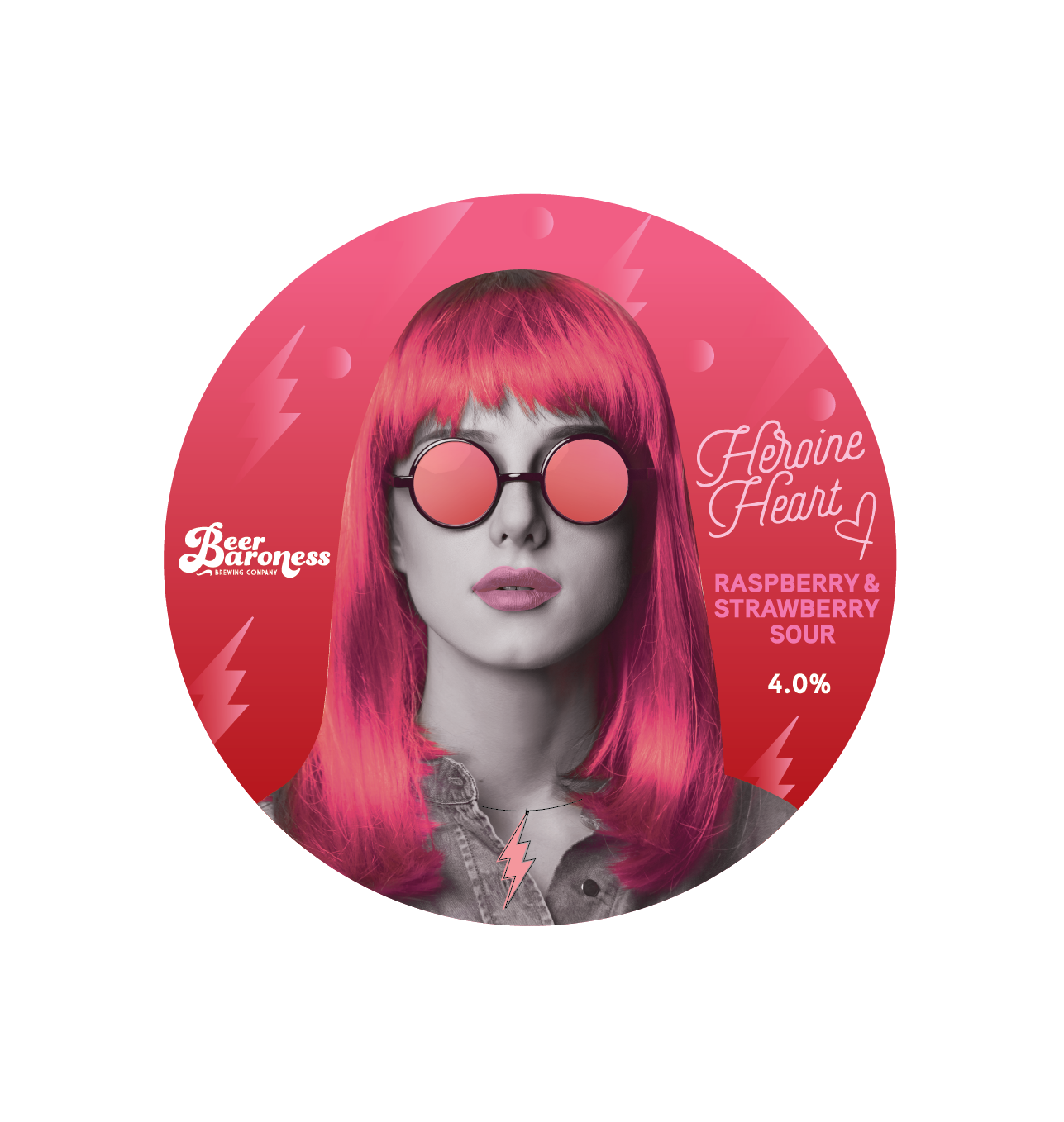 DD004463 Beer Baroness SS Heroine Heart Tap Badge Supply 2 Cropped.png