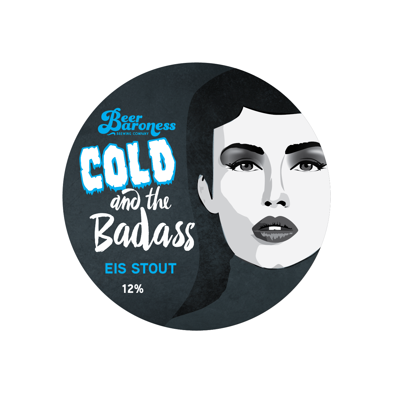 DD004928 Beer Baroness Cold and the Badass Tap Badge.png