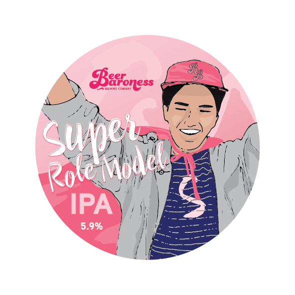 DD005040 Beer Baroness Super Role Model Tap Badge Supply.png