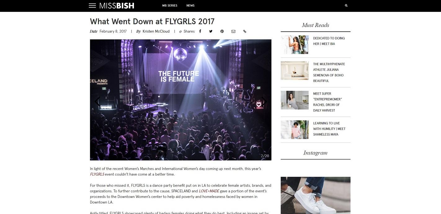 MISSBISH -