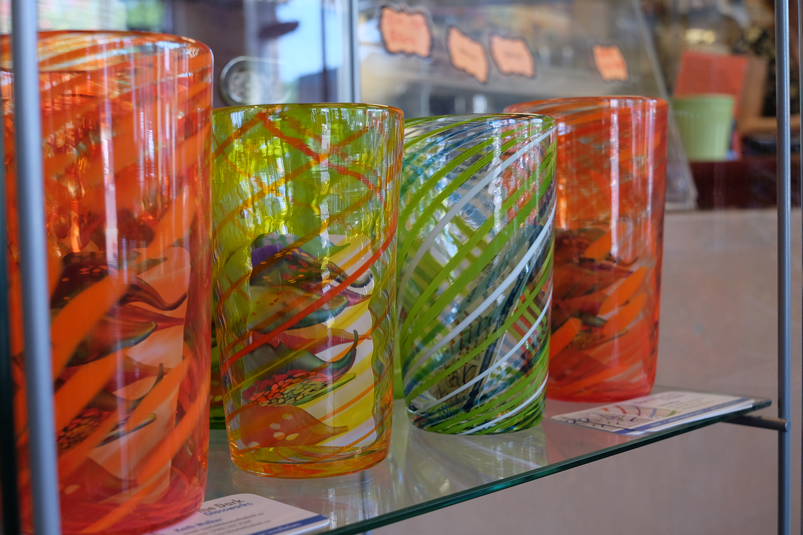 Keith Walker Glass Artist