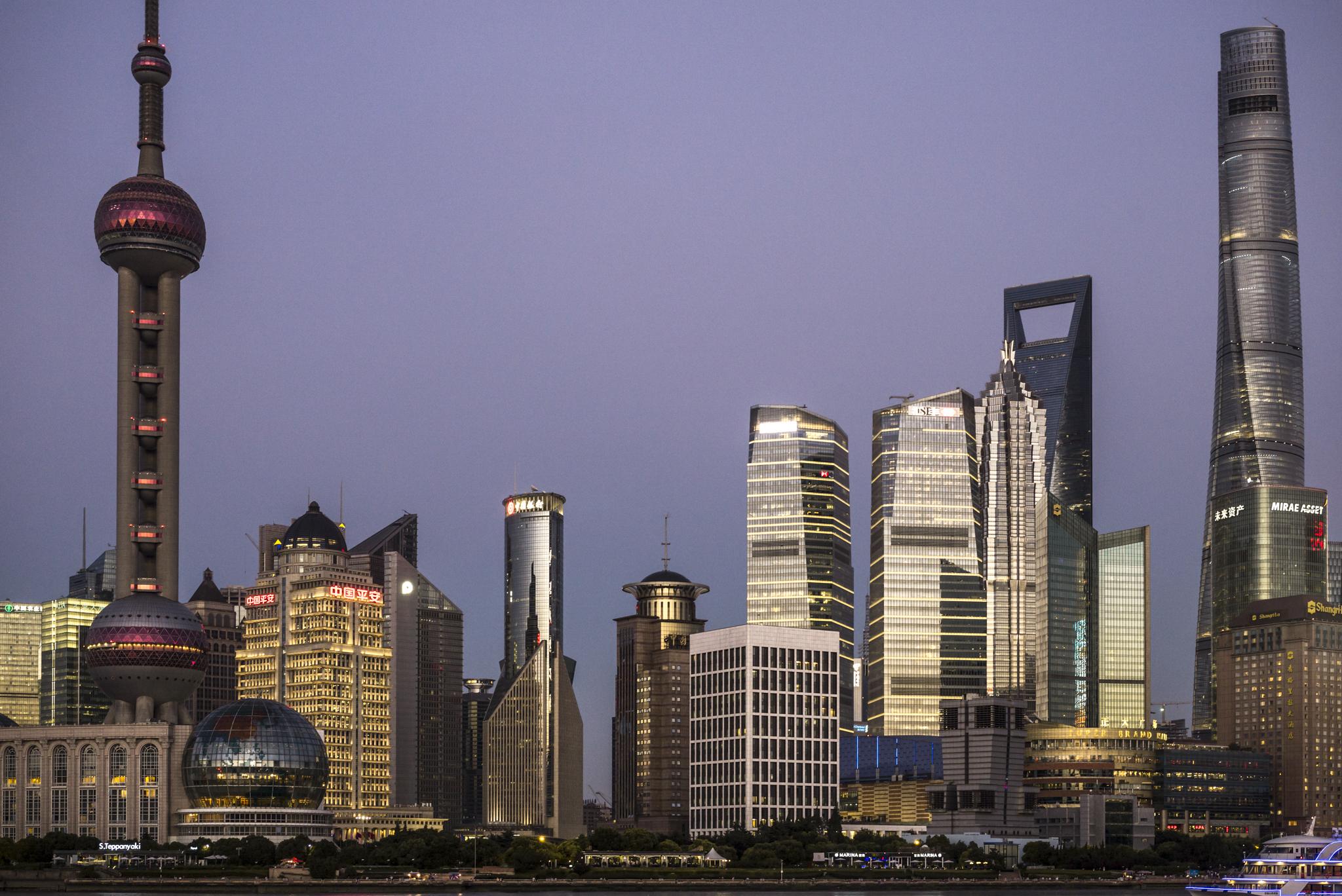 Shanghai, China - September 9, 2015