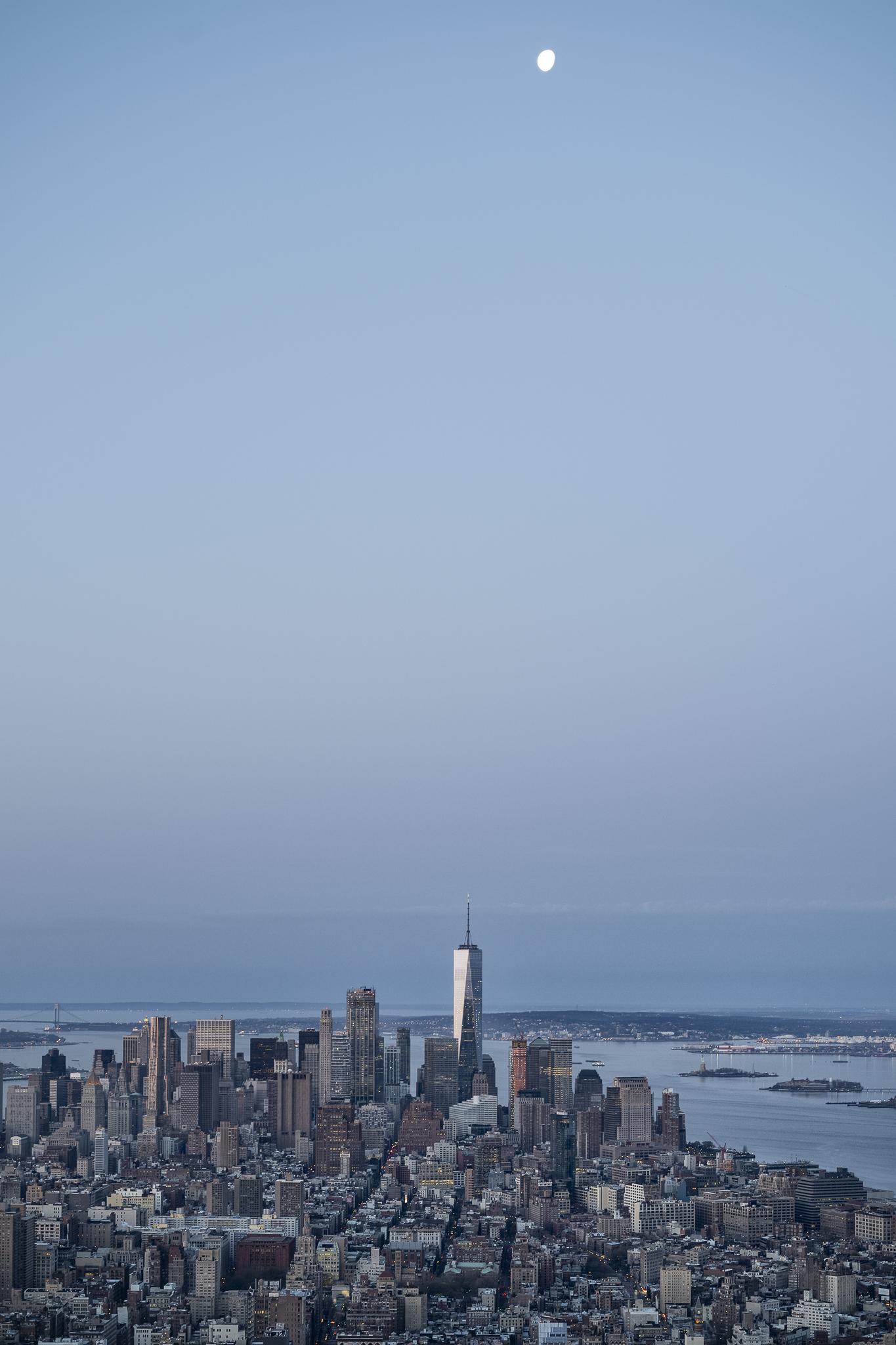 New York, 06:08AM