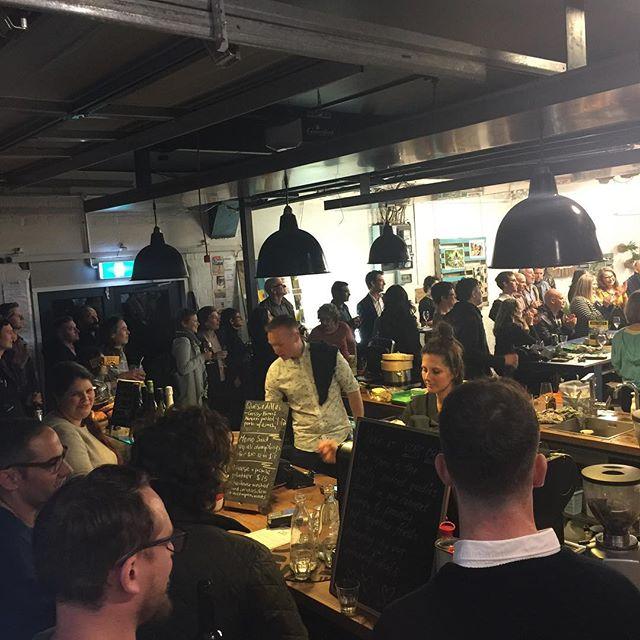 Huge crowd of Australian social enterprises tonight at @exchange bar Christchurch New Zealand! #socent #newzealand #christchurch #sewf17 #sewf