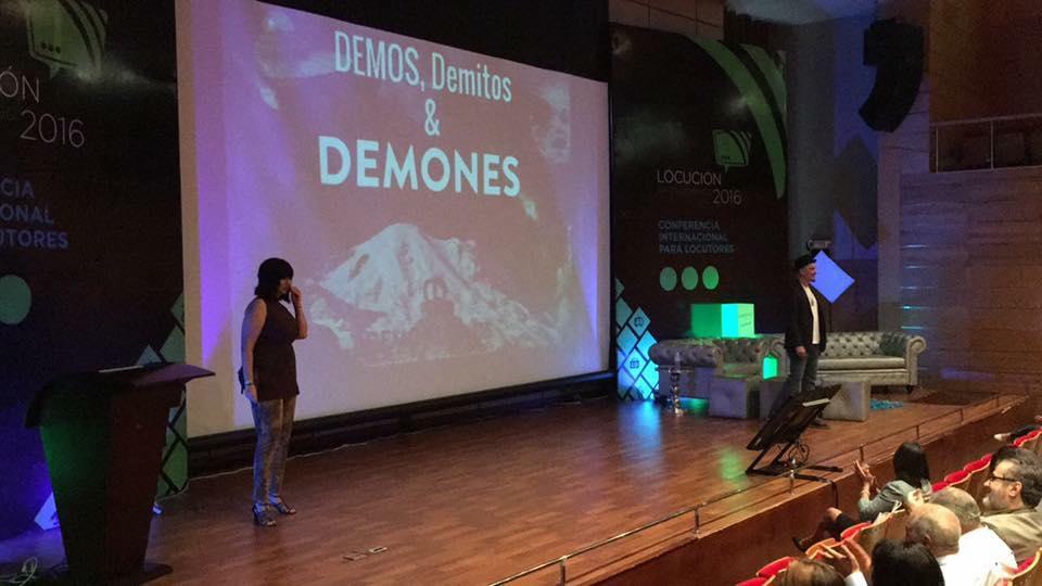 Demos, Demitos y Demones